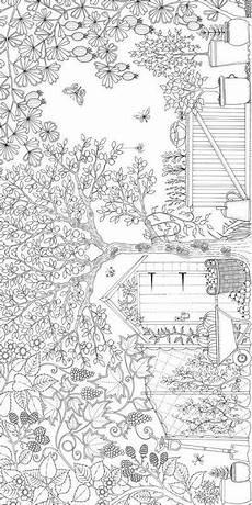 Ausmalbilder Erwachsene Garten Coloriage De Pour Adultes Dessin Paysage De Nature 224