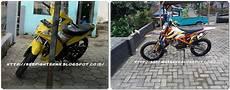 Jupiter Mx Modif Trail Ktm by Jupiter Mx Modif Trail New Ktm 85 Bee Fighter Mofikasi