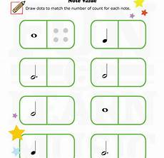 fun and learn music 187 music worksheets note value