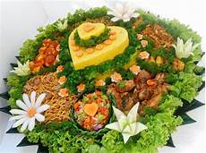 13 Best Images About 17 Agustus This Is Nasi Tumpeng