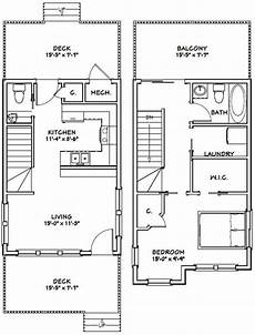 16x24 house plans 16x24 house 2 bedroom 2 5 bath 1075 sq ft pdf floor etsy