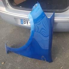 Clio 3 Aile Avant Gauche Tres Bon Etat Couleur Bleu Pour