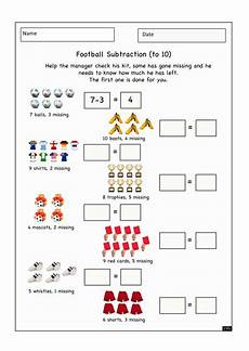 football themed numeracy worksheet by pencilstreet teaching resources