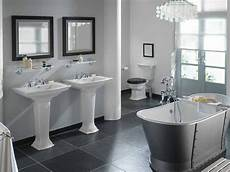 Grey Bathroom Accessories Ideas by 20 Refined Gray Bathroom Ideas Design And Remodel Pictures