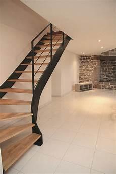 escalier moderne quart tournant escalier maison quart tournant escaliers maison