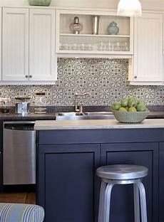 Pattern Tile Backsplash