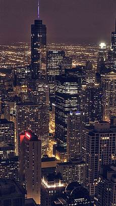 Iphone Wallpaper City Hd by Chicago City Aertial View Iphone 6 Plus Hd Wallpaper