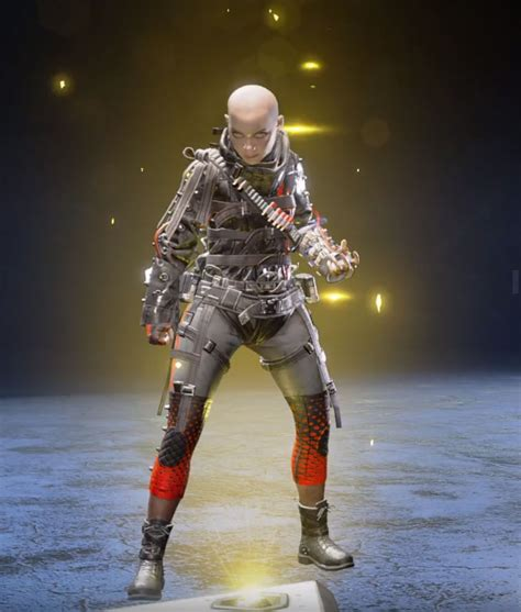 Apex Legends Wraith Skins