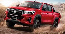 2018 Toyota Hilux Gets A Beastly Make