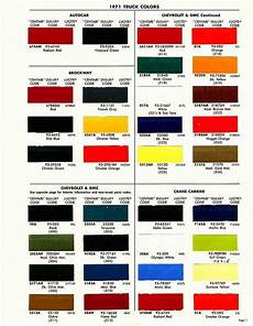 7 best auto paint color charts images pinterest