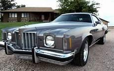 how petrol cars work 1975 pontiac grand prix engine control purchase used 1975 pontiac grand prix lj coupe 2 door 6 6l in topeka kansas united states