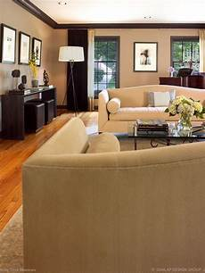 living room brown trim beige walls and dark brown trim