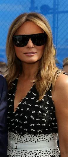 melania trump melania trump held another class on fashion demotix