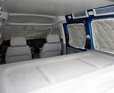 vw caddy fenster thermomatten f 252 r vw caddy maxi ab 2009 komplettset
