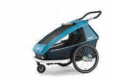 kid plus for 2 bike trailer with suspension and