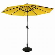 sunray 9 ft aluminum market next gen solar lighted 8 rib patio umbrella with olefin