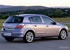 Opel Astra 5 Doors 2004 2005 2006 2007 Autoevolution