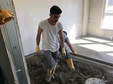 Estriche Fu 223 Bodenaufbau Und Gebrauchsfussboden