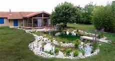 construire un etang de baignade paysag 233 piscine