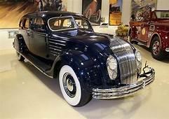 1934 Chrysler Imperial CX Airflow Jay Leno  Ageless