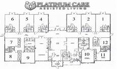 assisted living floor plans assisted living room layouts home plans for seniors treesranch com