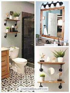 basement guest bathroom makeover reveal love our real life