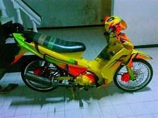 Modif Motor Zr by Kumpulan Modifikasi Motor Yamaha Zr Terbaru Modif