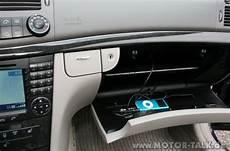 Digitale Musik Im Auto Aux Anschluss Mercedes E W211 S211