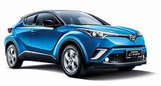 2019 toyota c hr introduced in malaysia new colour option updated styling and equipment list