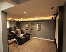 Home Theater Design For Small Spaces by Interior Paint Ideas For Small Homes Small Basement Home