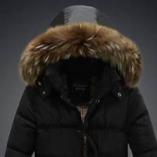 herren winterjacke echt fell pelz mode klamotten style