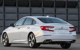 2021 Honda Accord Release Date Upgrades Redesign