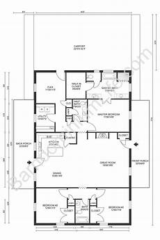 barndominium house plans 8 inspiring barndominium floor plans with garage