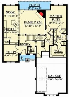 exclusive 3 bed house plan with game room 3 bed craftsman house plan with second level game room