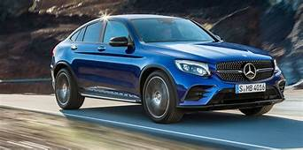 2017 Mercedes Benz GLC Coupe AMG GLC43 Revealed