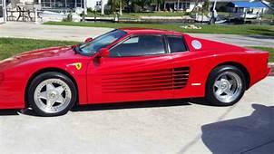 Ferrari Testarossa Replica