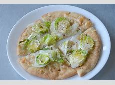 Easy To Make Brussels Sprouts Individual Pizzas   Food
