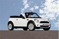 2010 Mini One Cabrio Top Speed