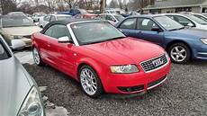 audi s4 cabriolet convertible only 58k cars for sale