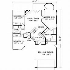 1350 sq ft house plan adobe southwestern style house plan 3 beds 2 baths