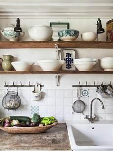 Vintage Regal Küche - 28 verbl 252 ffende ideen f 252 r vintage k 252 che