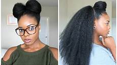 natural hairstyles with braiding hair ify yvonne youtube
