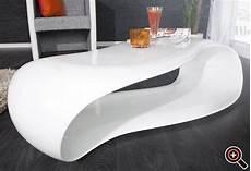 couchtisch wei 223 hochglanz designer tisch f 252 r das moderne