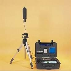 Kit De Mesure De Bruit En Ext 233 Rieur Pulsar Instruments
