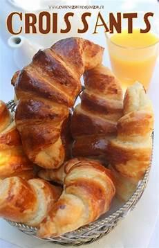 recette croissant au beurre boulanger croissant comme chez le boulanger recette recetas
