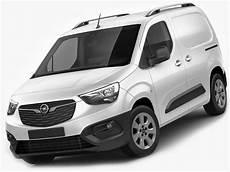 opel combo cargo 2019 3d model cgtrader