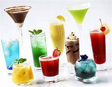 virgin cocktails for those abstaining from the joy of