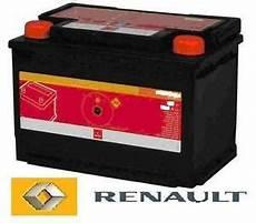 genuine renault car battery clio 1 5 d dci diesel ebay