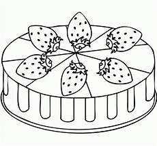 Malvorlagen Cake Get This Free Simple Cake Coloring Pages For Children Af8vj