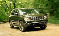 2016 Jeep Compass 4x4 Automatic Test Review Car And Driver